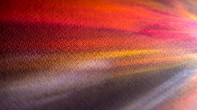 Kopieer ruimte prisma's abstracte kleurovergang lichten