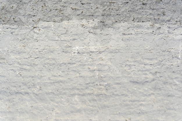 Kopieer ruimte wit buiten oude muur