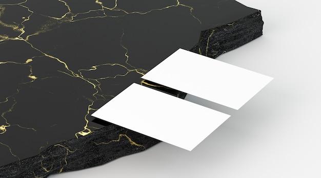 Kopieer visitekaartjes voor ruimtestukken