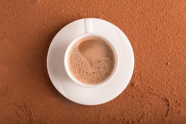 Kopje cappuccino
