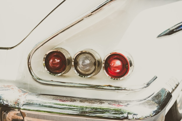 Koplamp lamp auto