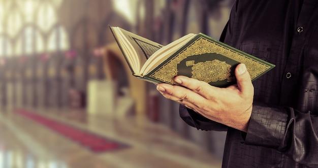 Koran, heilig boek van moslims
