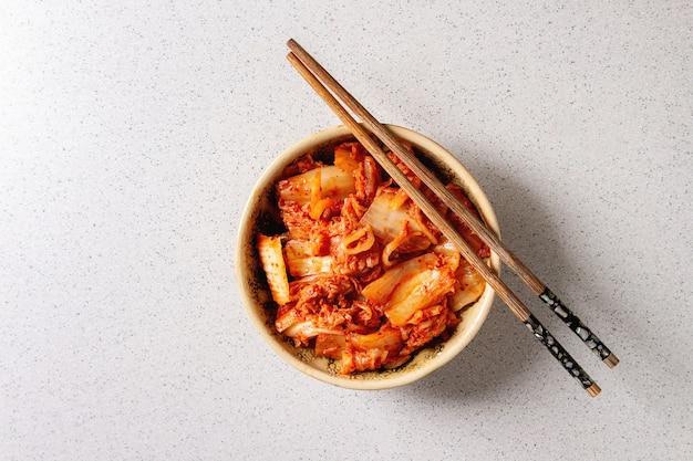 Koreaanse voorgerechtkimchi