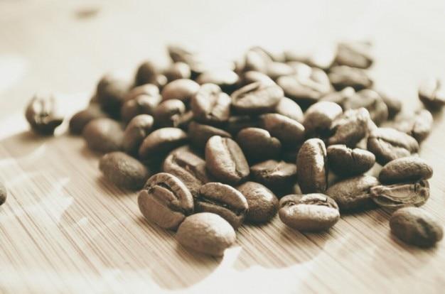 Korrels koffie