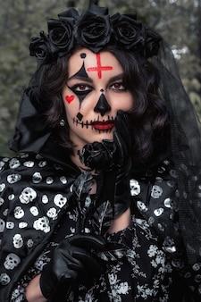 Kostuum voor halloween of maskerade