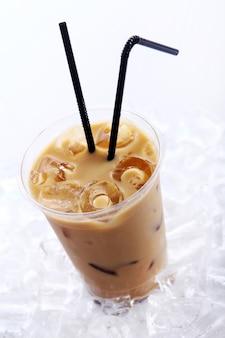 Koud koffiedrankje