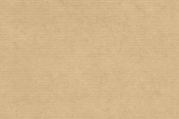 Kraftpapier textuur achtergrond. lichtbruine kleur