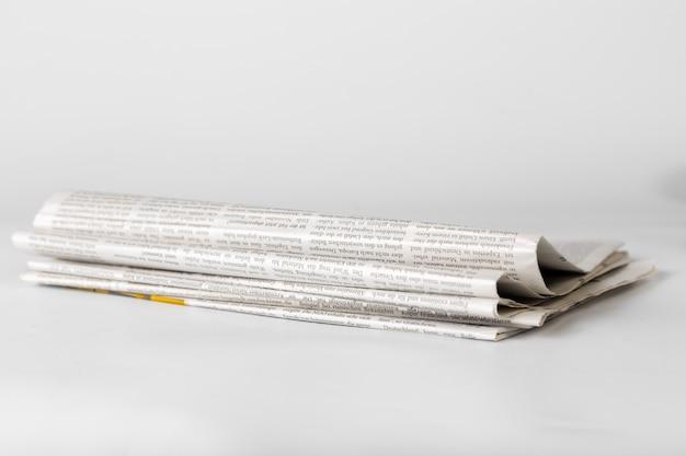 Krant close-up