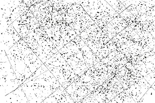 Kras grunge stedelijke achtergrondgrunge zwart-wit noodtextuur grungetextuur