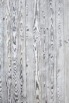 Krijt geschilderd wit grenen houtstructuur