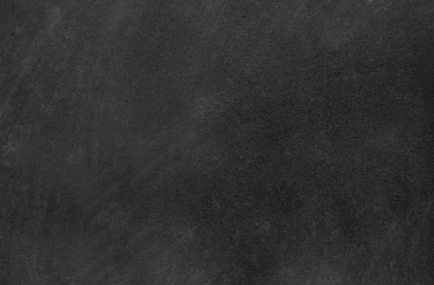 Krijt uitgewreven op blackboard