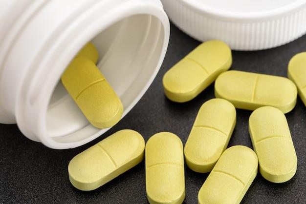 Kruidengeneeskunde in capsules