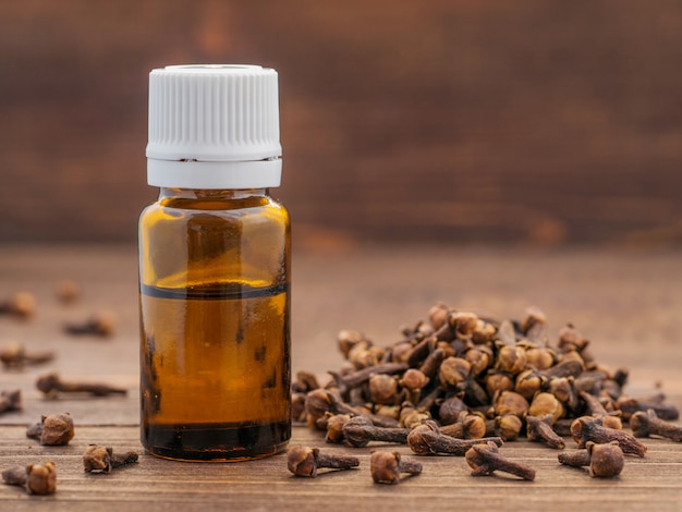 Kruidnagel essentiële olie