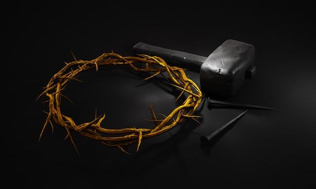Kruisiging van jezus christus