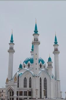 Kul sharif moskee kazan rusland verticaal