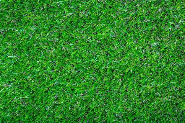 Kunstmatige groene gras achtergrond textuur