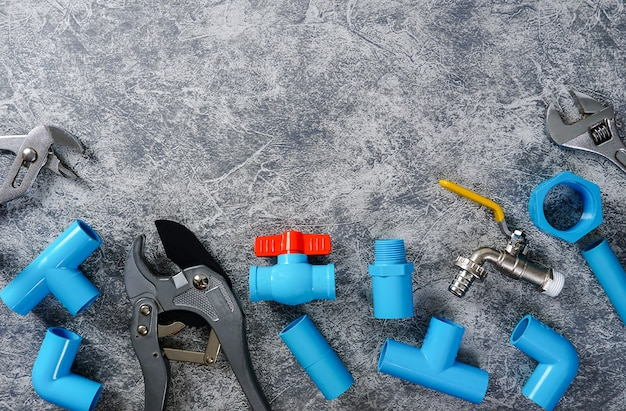 Kunststof buizen voor het snijgereedschap van de waterleiding waterkraan afdichtingstape voor pijpdraad