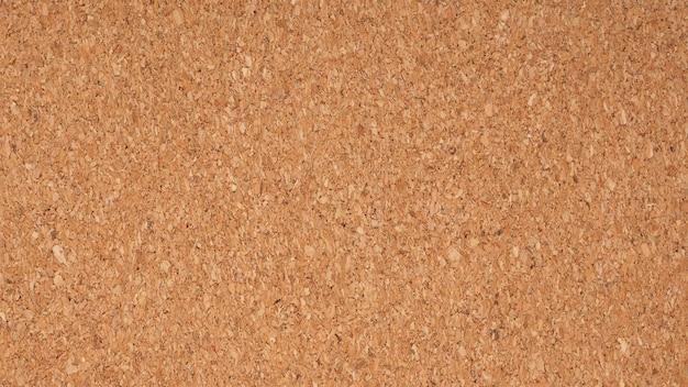 Kurktextuur en achtergrond. het is een natuurlijk materiaal van de schors van de kurkeik.