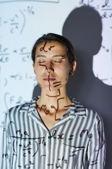 Lady wiskundige