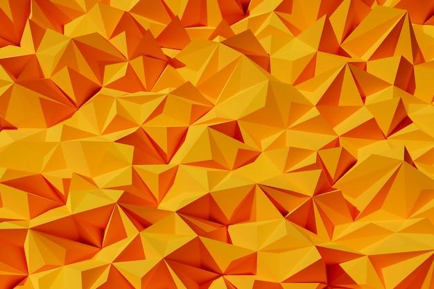Lage poly abstracte getextureerde veelhoekige achtergrond. wazig driehoeksontwerp.