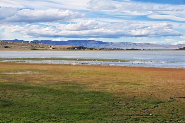 Lago argentino in el calafate