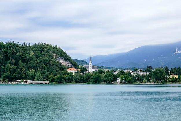 Lake bled in slovenië