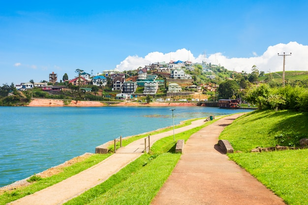 Lake gregory, nuwara eliya