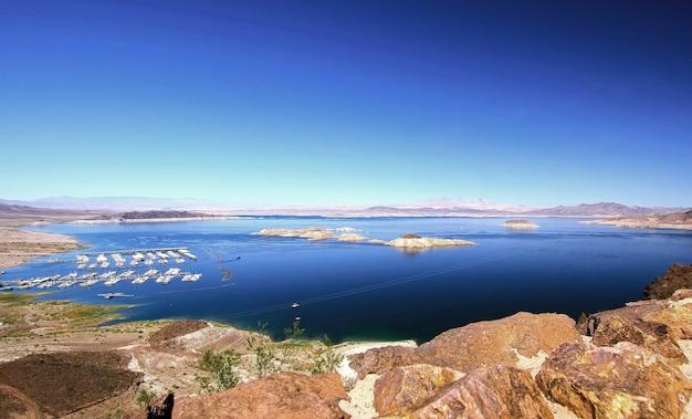 Lake mead recreatiegebied