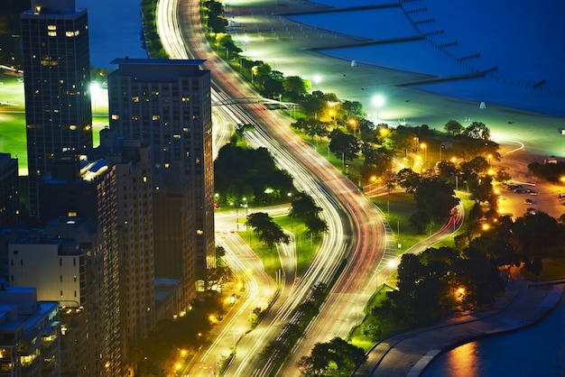 Lakeshore dr chicago
