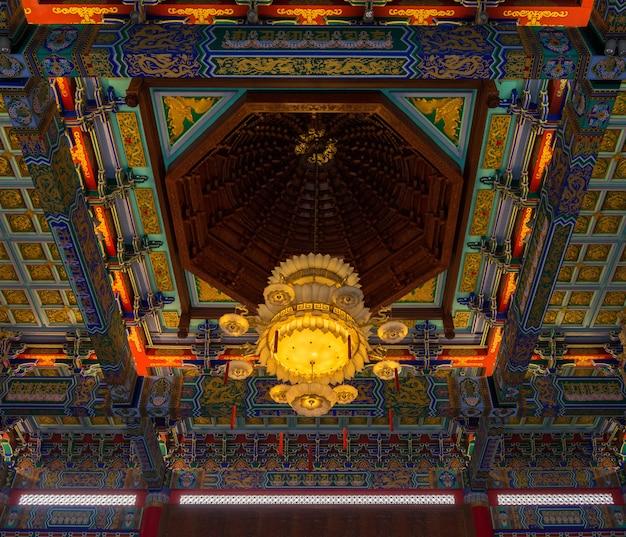 Lamp chinese tempel, wat leng-noei-yi