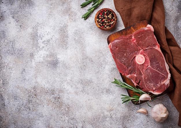 Lamsvlees met rozemarijn en specerijen