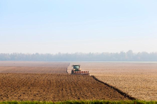 Landbouwactiviteiten in verband met de teelt van suikermaïs
