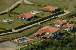 Landelijk huis, gebouwen