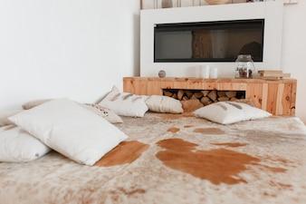 Slaapkamer Met Openhaard : Land haard vectoren fotos en psd bestanden gratis download
