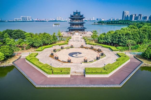 Landschap in hangzhou