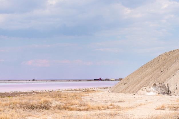 Landschap siwash lake