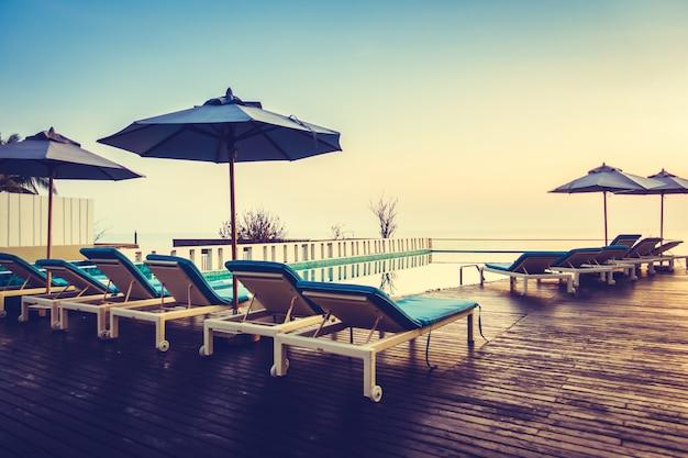 Landschap vakantie blauwe zee sharm