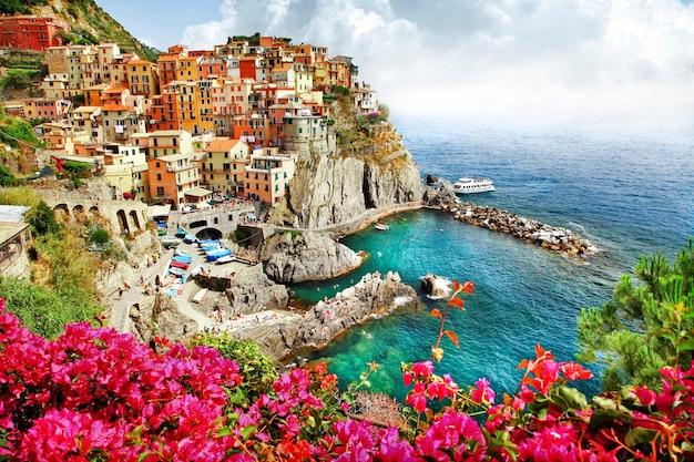 Landschap van italië-serie