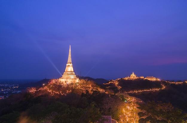 Landschap van phetchaburi