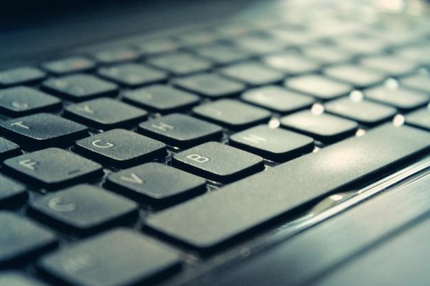 Laptop toetsenbord