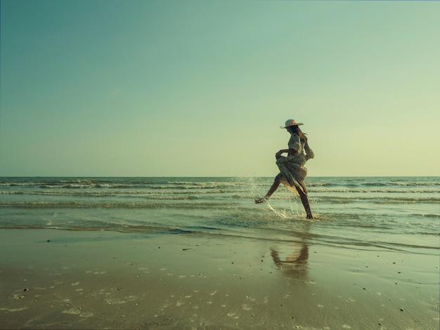 Laten we deze zomer naar de zee gaan.