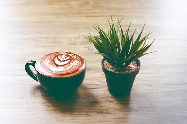Laten we 's ochtends een kop koffie halen