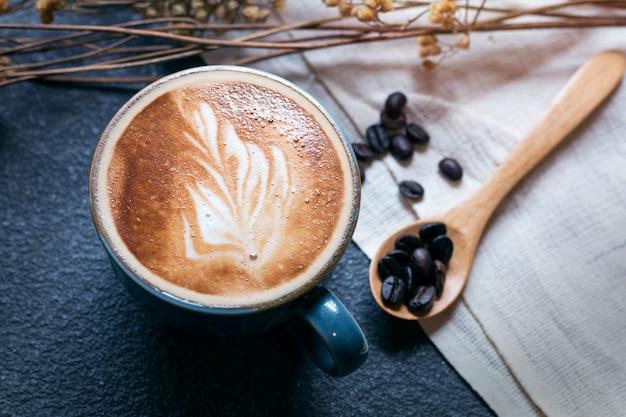 Latte beker