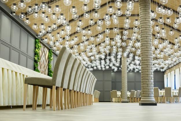 Led-lampen in kroonluchters binnenshuis