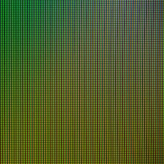 Led-verlichting van led-computermonitor schermpaneel voor grafische website sjabloon. elektriciteit of technologieontwerp.