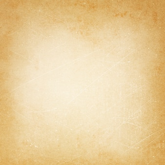 Leeftijd antieke achtergrond, beige oud papier textuur, papier