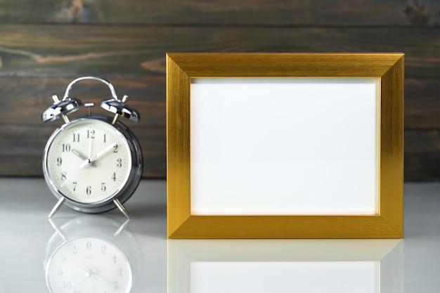 Leeg frame en wekkeropstelling