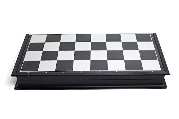 Leeg schaakbord