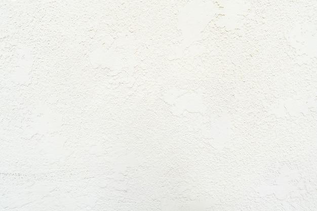 Lege betonnen muur witte kleur voor textuur achtergrond