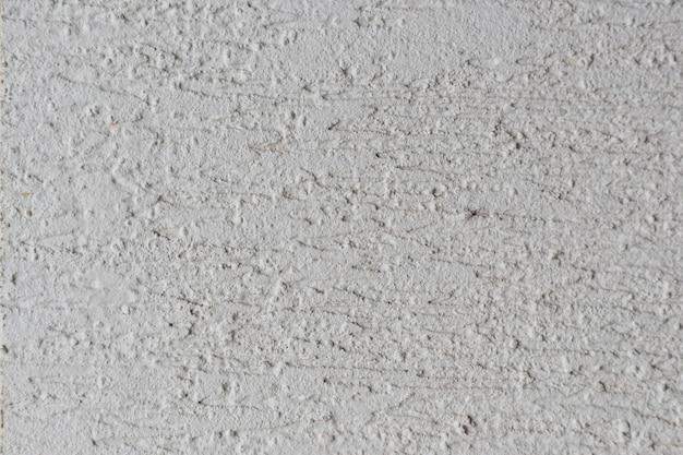 Lege betonnen witte muur textuur achtergrond.